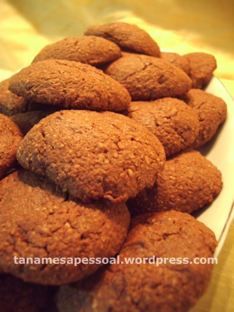 cookies de chocolate II
